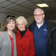 Beverly, Jean and Bill