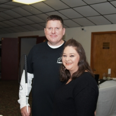 Daniel and his wife