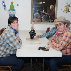 Doris and her husband Adrian