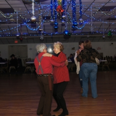 Larry and Jean dancing