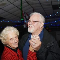 Jean and Bill dancing
