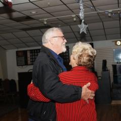 Bill and Jean dancing